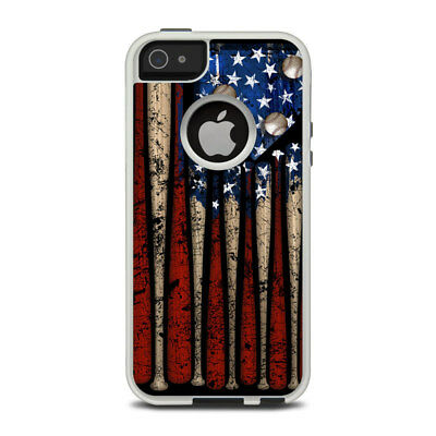 Skin for Otterbox iPhone 5/5S - Old Glory by FP - Sticker Decal
