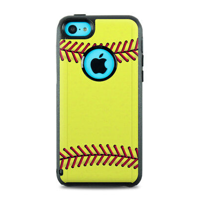Skin for Otterbox iPhone 5C - Softball - Sticker Decal