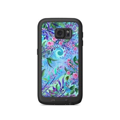 Skin for LifeProof Galaxy S6 FRE Case - Lavender Flowers - Sticker Decal