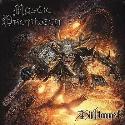 MYSTIC PROPHECY - Killhammer LP