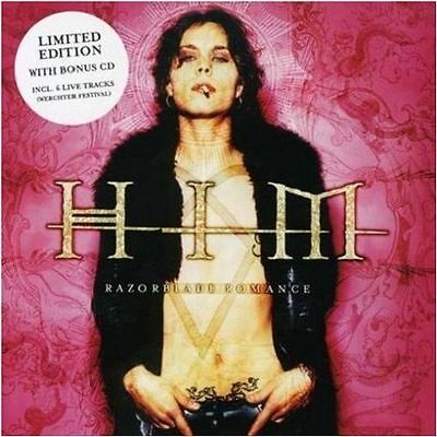 HIM - Razorblade Romance  (Ltd.2-CD) DCD