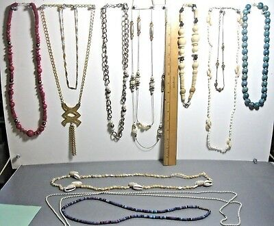 Mixed Lots Mixed Lot Necklaces T2 Jewellery & Watches