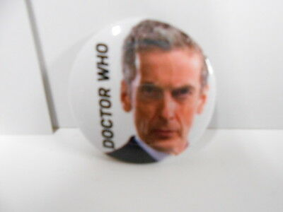Doctor Who limited issue 3 small buttons 2014
