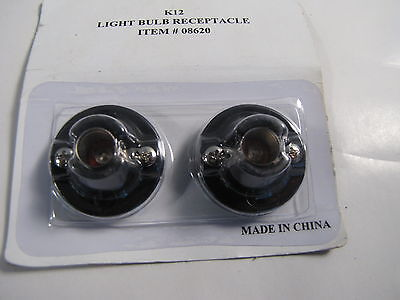 Light Bulb Switch Socket Pull Chain Dual Receptacle  Easy Instal