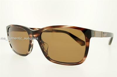 d4217802e4 Giorgio Armani Ar 8016 503683 5036 83 Brown Frame Brow Polarized Lens  Sunglasses