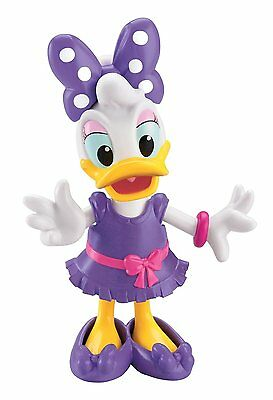 New Fisher Price Disney Fashion Daisy Duck Toy Figure for Ages 2 Years and Up