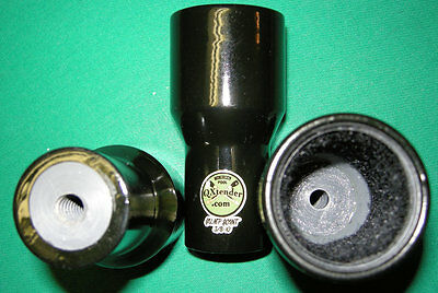 """#9760 1-QXtender JUMP-JOINT pool cue extension w/ 3/8"""" x 10 threads"""