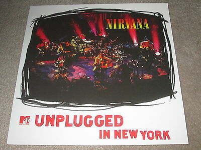 Nirvana - Unplugged In New York - New Lp Record