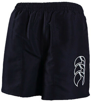 Canterbury Tactic Mens Rugby Training Shorts - Black