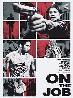 On The Job  Dvd Azione