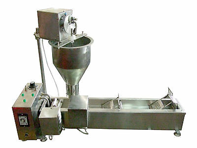 Brand New Automatic commercial Donut Machine Free Ship by Sea