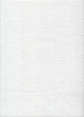 28 count Zweigart Bantry/Quaker Cross Stitch Fabric FQ White 49 x 70cms