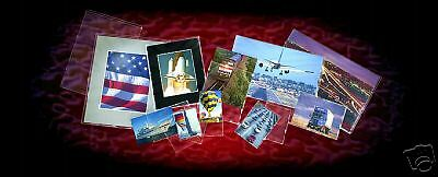 100 pack-Photo Protectors-6 ml sleeves-holds 11x14 photos