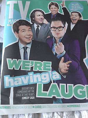 Tv Magazine 31 May 2014 Michael Mcintyre Lee Evans James Norton Michael Flatley
