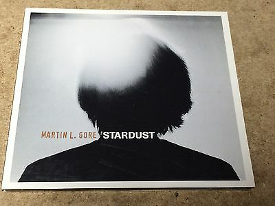 * Rare Music Cd Single * Martin L. Gore - Stardust * Depeche Mode