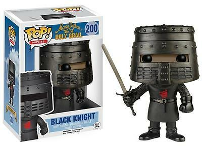 Funko POP Monty Python & Holy Grail Black Knight vinyl super stylised figure 200