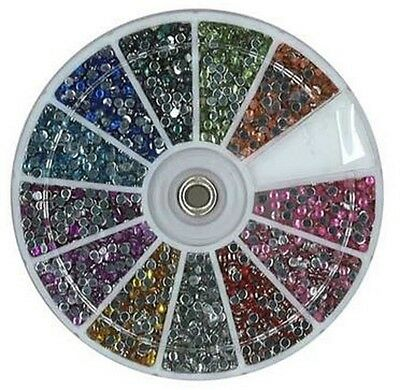 2mm Bling Wheel (3600 Pieces)