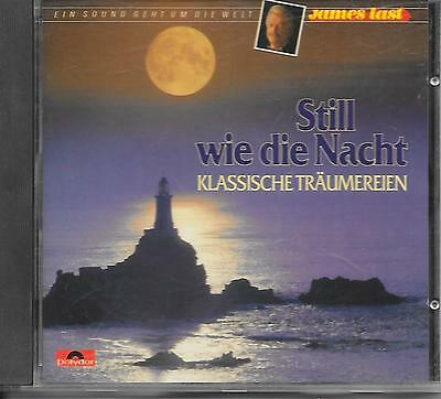 JAMES LAST - Still wie die nacht CD Album 16TR West Germany 1988 POLYDOR