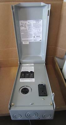 Midwest U036C010 Unmetered Temporary Power Outlet 40 Amp 120/240 V 1-Phase