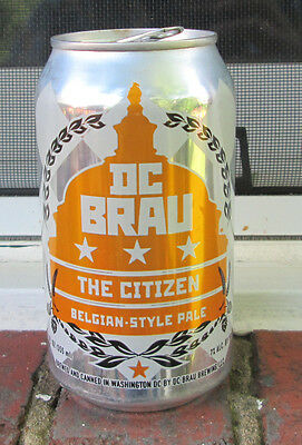 The Citizen from DC Brau.