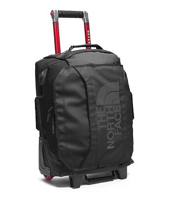 The North Face Rolling Thunder 19 Carry On Luggage - 33L - Black