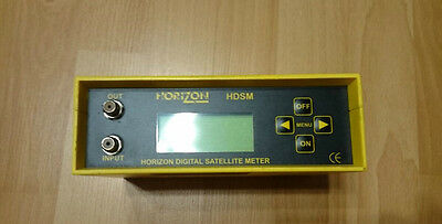 Horizon Hdsm V2.5 Digital Satellite Meter