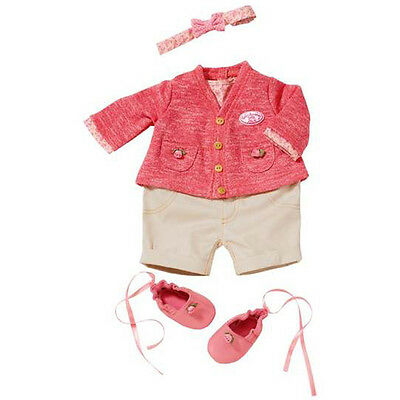 Baby Annabell Deluxe Lovely Knit Set
