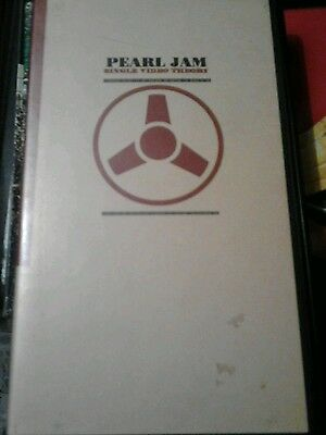 "Pearl Jam ""single Video Theory""-Vhs"