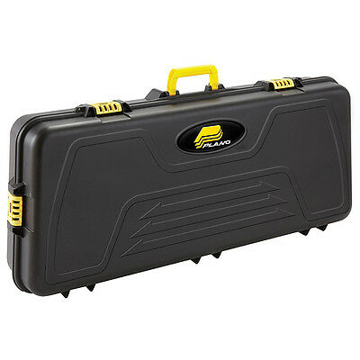Plano Parallel Limb Bow Case Black