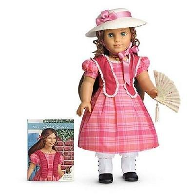 """NEW Marie-Grace American Girl Doll Retired SOLD OUT 18"""" w/ Book & Accessories"""