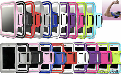 Exercise Running Jogging Sports GYM Armband Case Cover Holder for Medium Phones