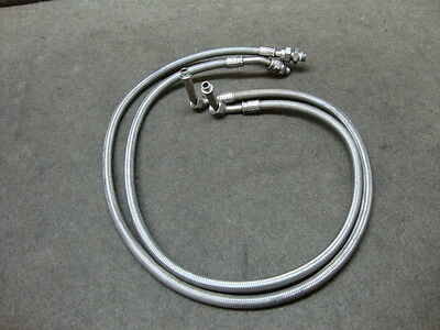 05 Ducati Mts1000 Ds 1000 Multistrada Oil Lines, Hoses #z98
