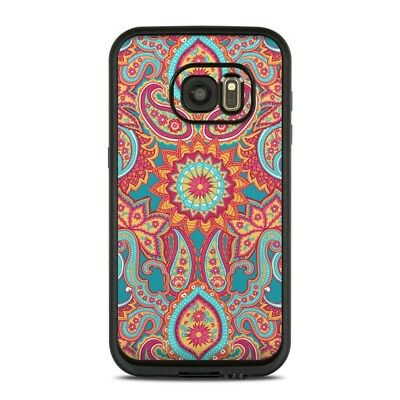 Skin for LifeProof FRE Galaxy S7 - Carnival Paisley - Sticker Decal