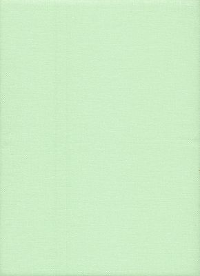 Zweigart 27 Count Linda E/W Cross Stitch Fabric Light Green 49 x 69cms