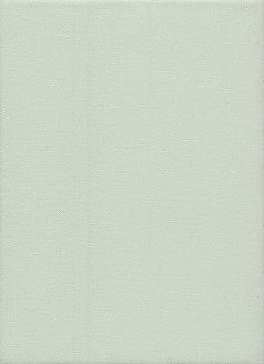 Zweigart 27 Count Linda E/W Cross Stitch Fabric Sage Green 49 x 69cms
