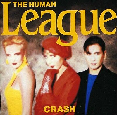 The Human League, League Unlimited Orchestra - Crash [New CD]