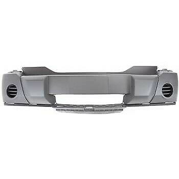 Front Bumper Cover For 2007-2009 Dodge Nitro Textured CAPA