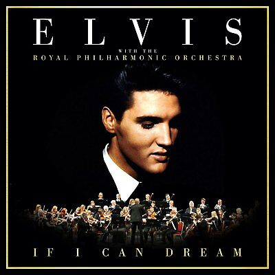 ELVIS PRESLEY If I Can Dream COLLECTOR'S BOX EDITION LP Vinyl & CD NEW