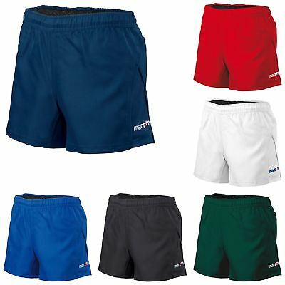 RUGBY SHORTS FEBE - MACRON - Sizes from 3XS to 4XL