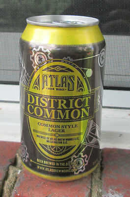 District Common by DC's Atlas Brewing.