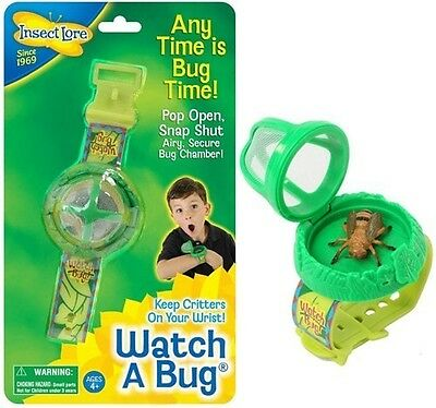 Watch A Bug Wrist View Port Portable Chamber by Insect Lore