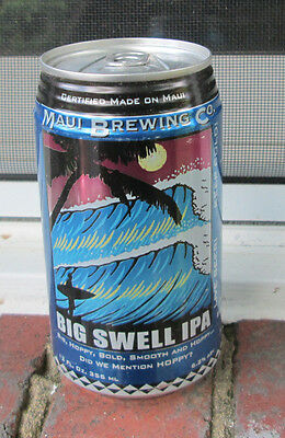 Big Swell IPA  from Maui Brewing