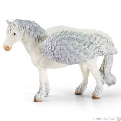 Pegasus Standing Glitter Wings Figurine from Bayala Series Made by Schleich 2016