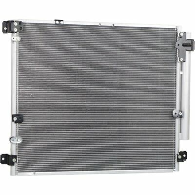 Kool Vue AC Condenser For 2004-2009 Cadillac SRX 2005-2009 STS w/ drier