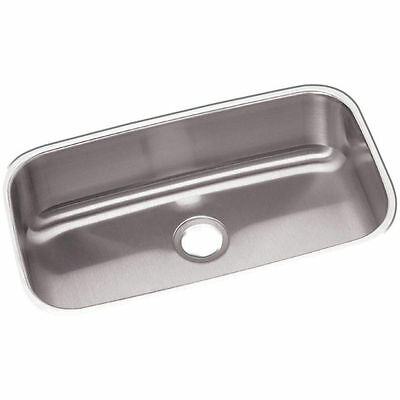 Elkay DXUH2816 Dayton Stainless Steel Single Bowl Sink