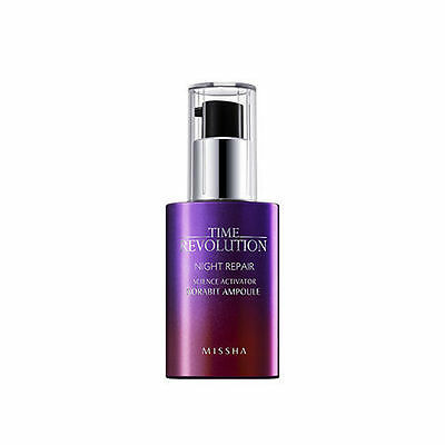 MISSHA Time Revolution Night Repair Science Activator Ampoule 40mL Economy PKG