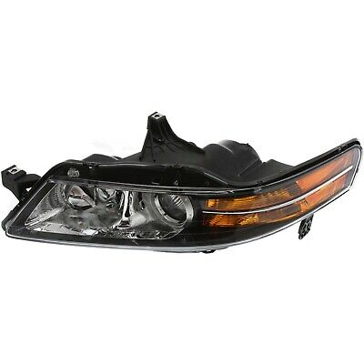 RIGHT SIDE REPLACEMENT Headlight Assembly For Acura TL - 2005 acura tl headlight bulb