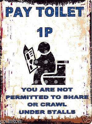 THIS IS A PRIVATE SIGN DO NOT READ METAL SIGN 8x10in  bar shop cafe funny pub