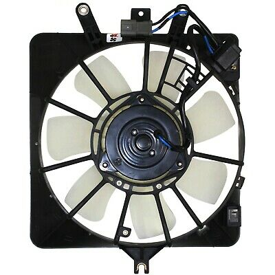 A/C Condenser Cooling Fan For 2007-2008 Honda Fit