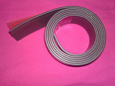 Sticky Back Magnetic Craft Tape Magnetic Strip 12.7mm x 1m Multi Polarity